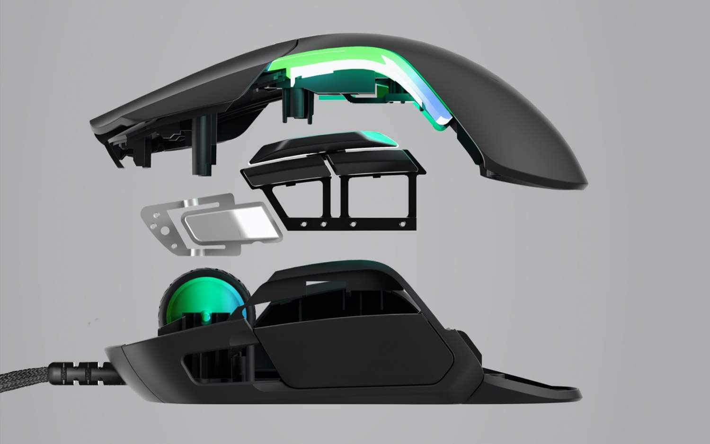 SteelSeries Rival 5 budget gaming mouse packs custom keys and RGB -  SlashGear