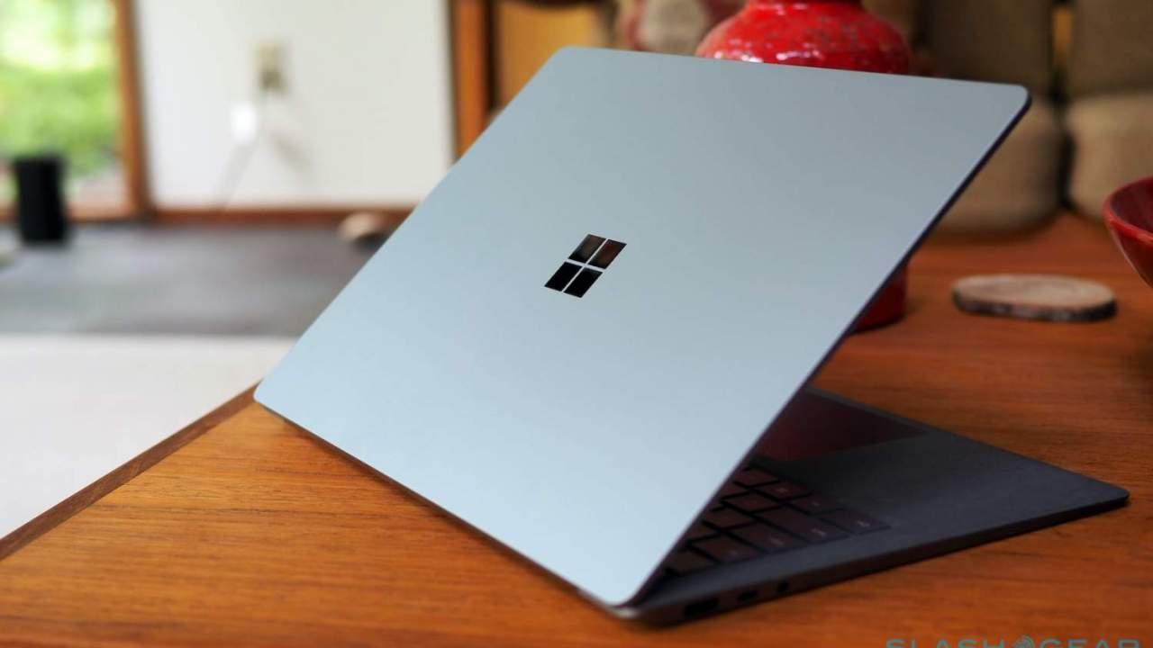 Surface Laptop 4 vs MacBook Pro M1: A close contrast