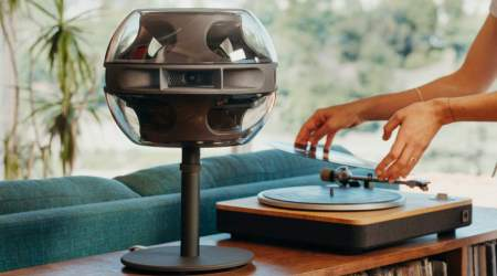 Syng Cell Alpha sees ex-HomePod designer let loose in spatial audio