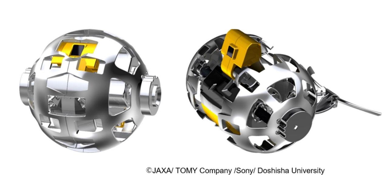 JAXA offers details on transformable lunar robot and lunar lander