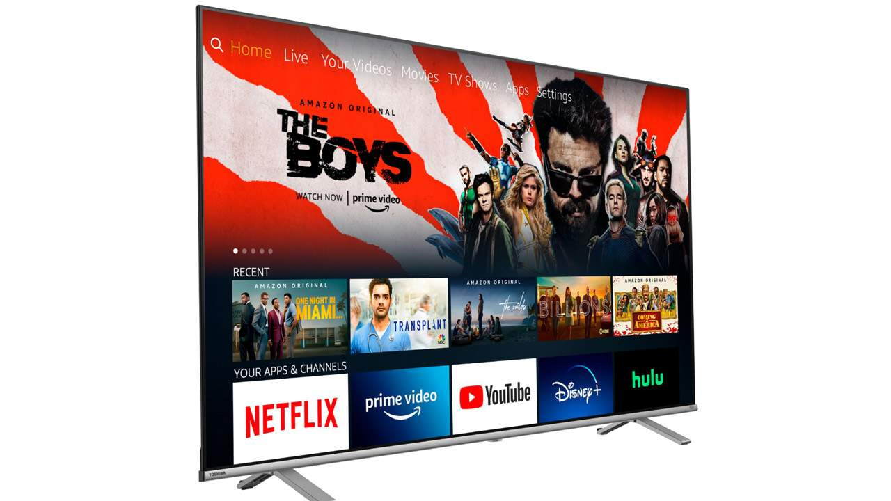 Toshiba C350 Amazon smart TV series revealed in 5 sizes