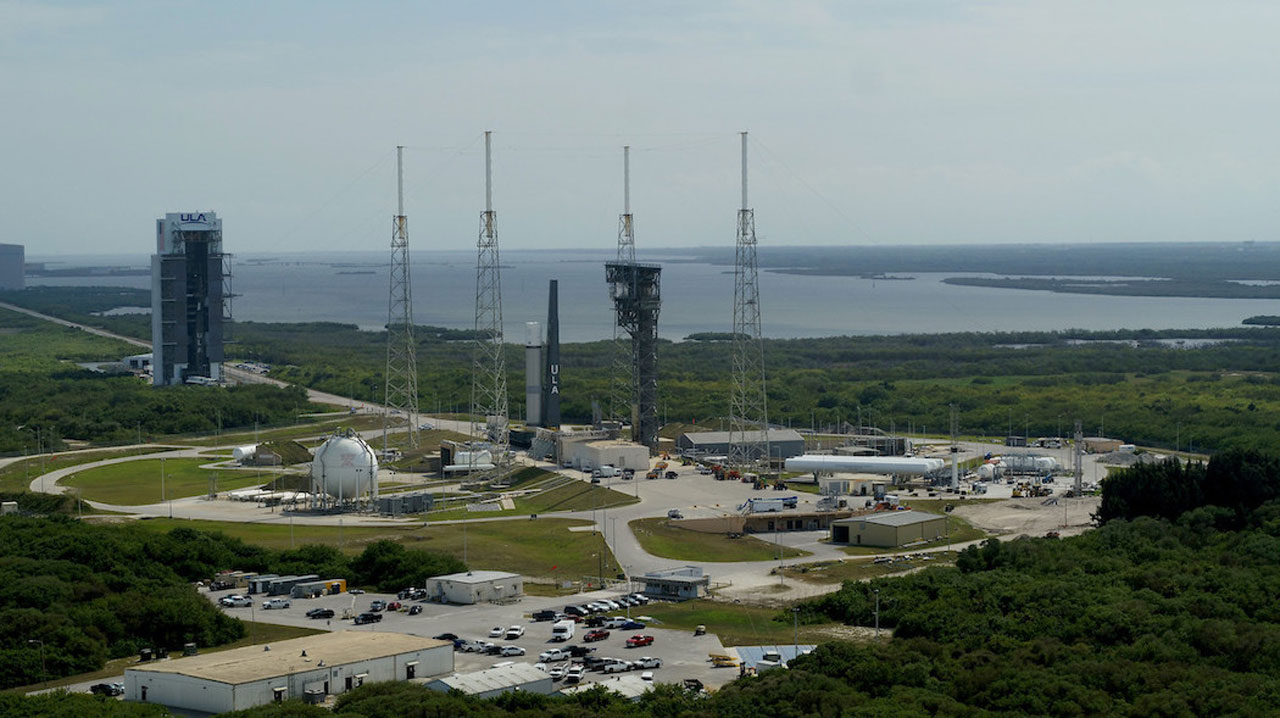 ULA is gearing up to load fuel into its Vulcan rocket for the first time