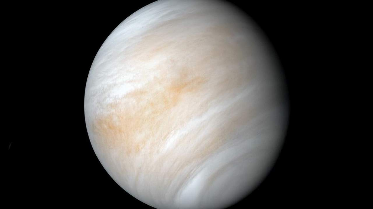 Astronomers determine the length of a day on Venus