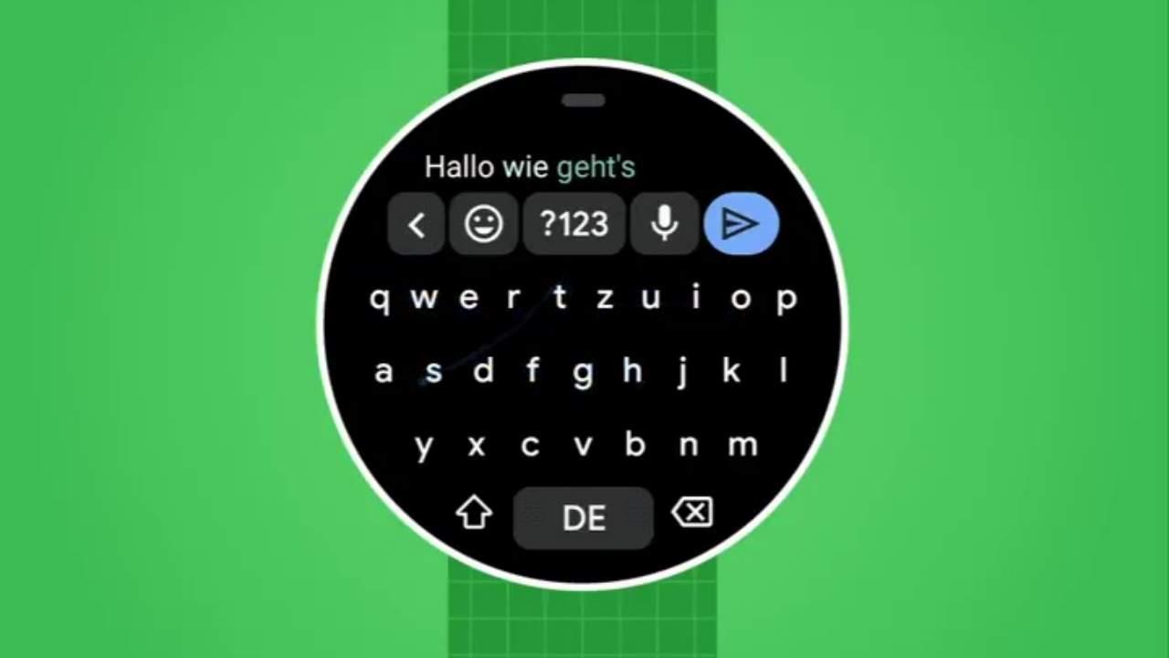 Wear OS by Google finally gets Gboard keyboard