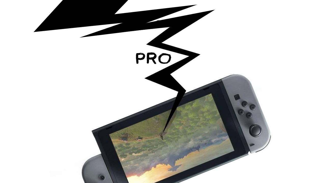 """Nintendo Switch """"Pro"""" release tipped by Halloween"""