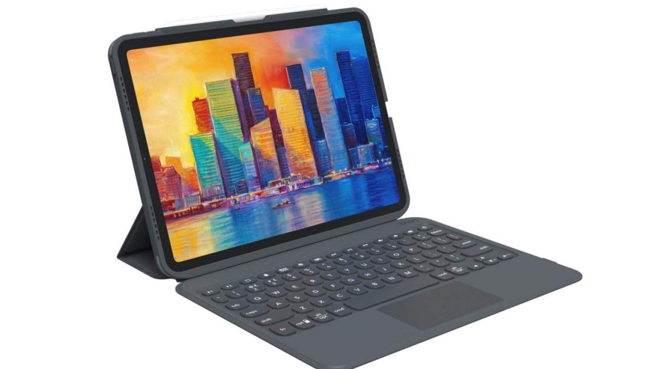 ZAGG Pro Keys with Trackpad is a rugged iPad case that undercuts Apple