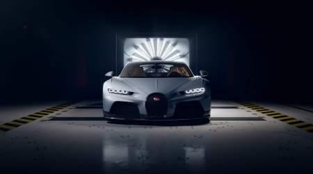 2022 Bugatti Chiron Super Sport Gallery