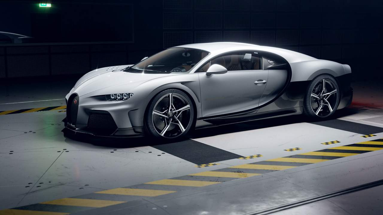 This $3.84m Chiron Super Sport is a 1,600 hp reminder of what Bugatti does best