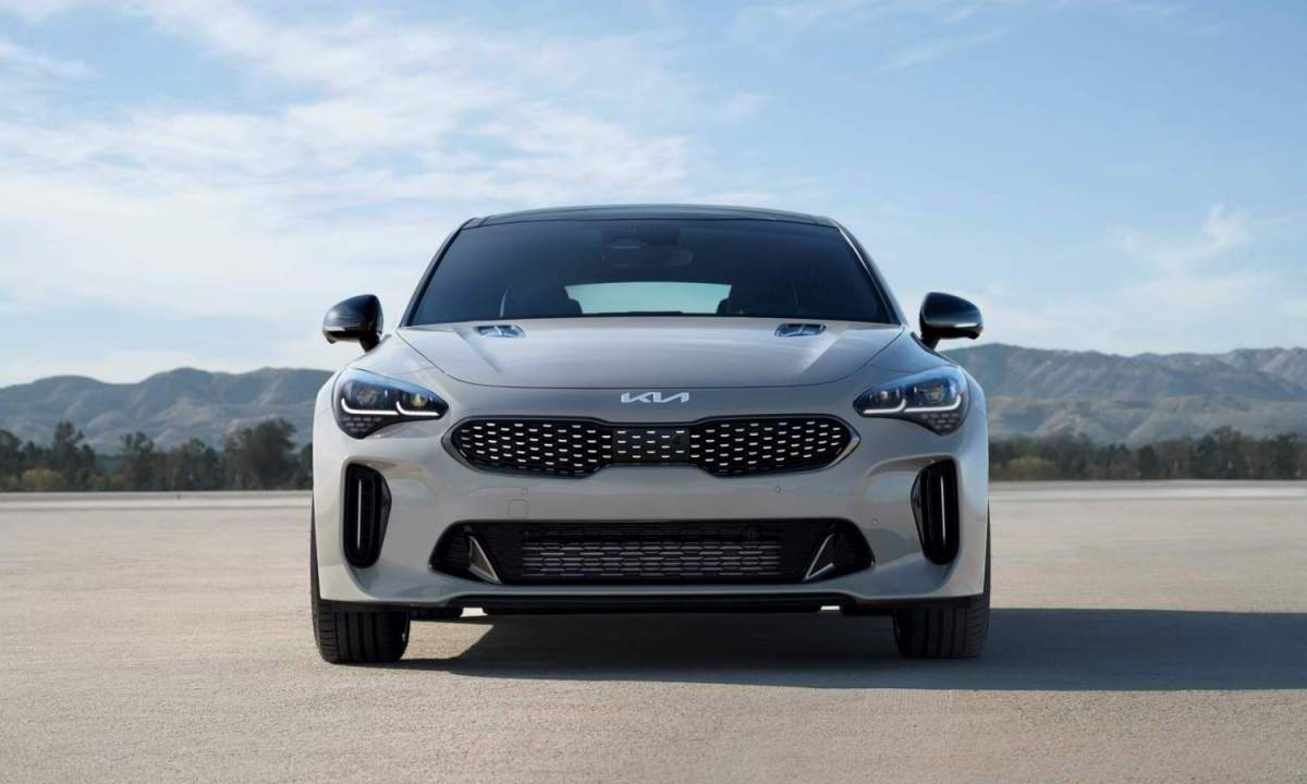 2022 Kia Stinger Scorpion Special Edition debuts with updated styling