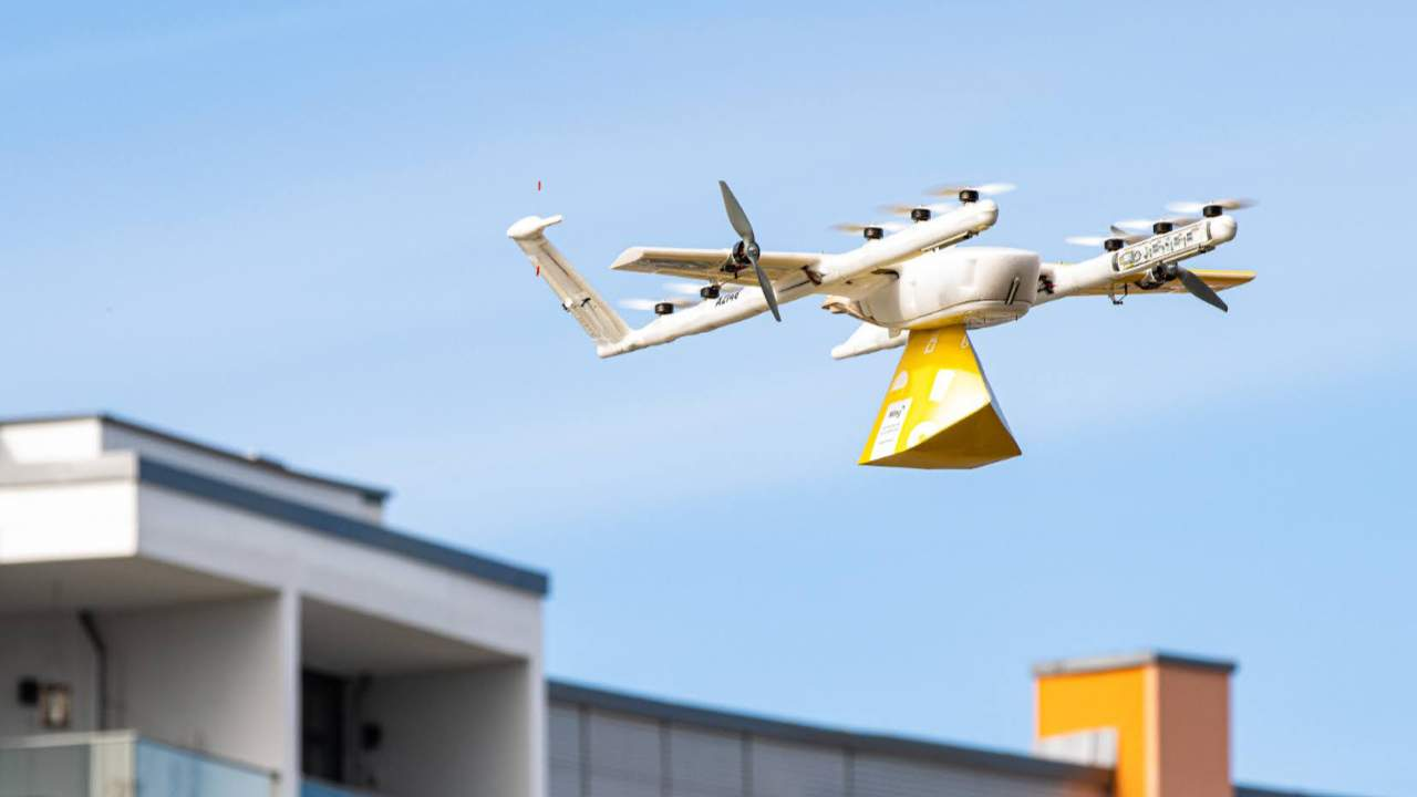 Alphabet's Wing releases OpenSky drone open-airspace app in US