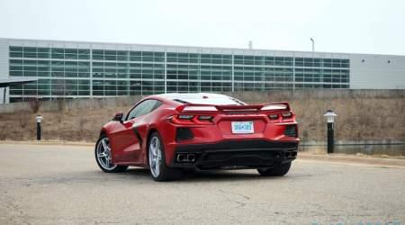 2021 Chevrolet Corvette Gallery