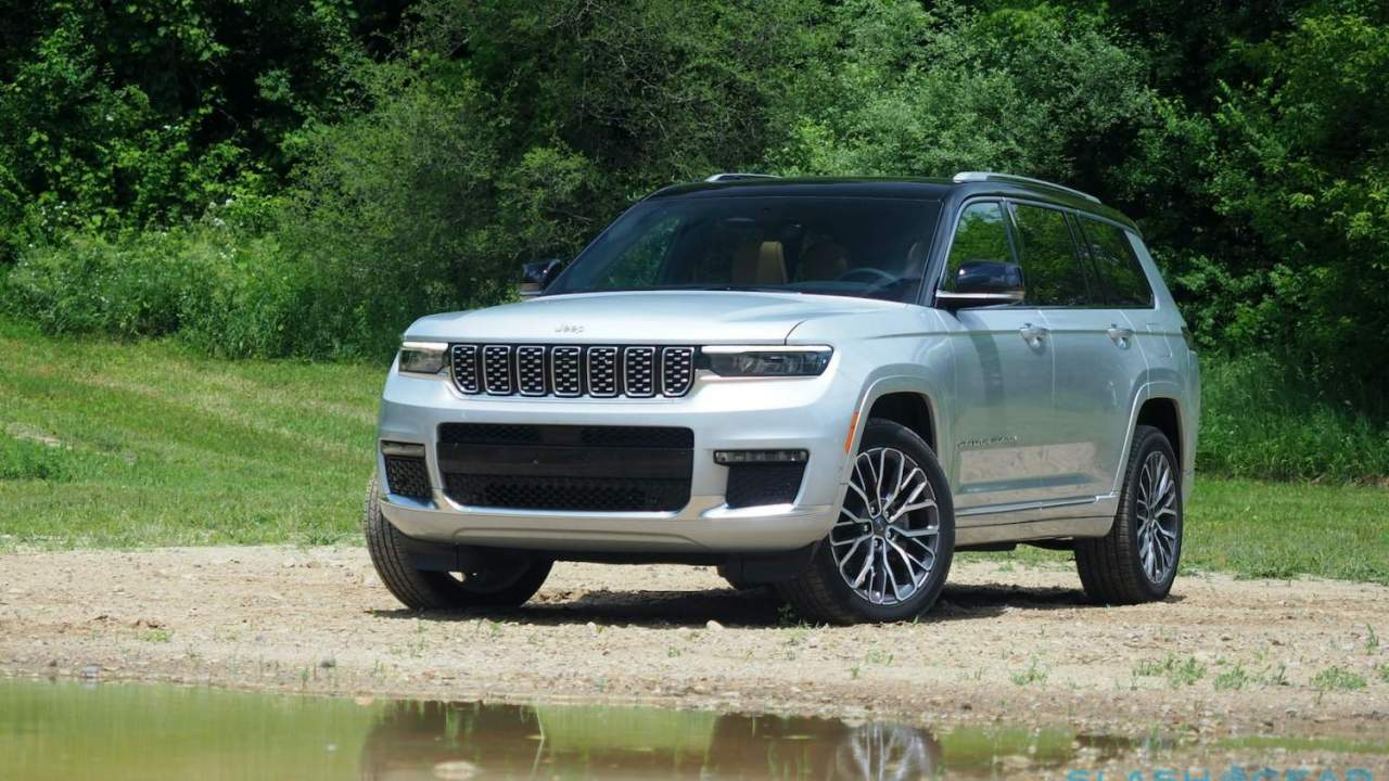 2021 Jeep Grand Cherokee L First Drive Review: A three-row SUV worth the wait