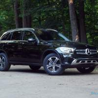 2021 Mercedes-Benz GLC 300 4MATIC Review: The Self-Confident SUV