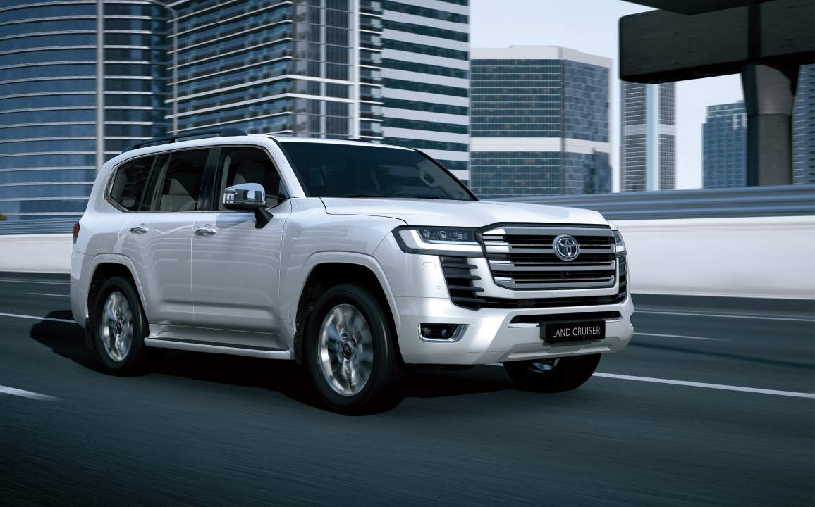2022 Toyota Land Cruiser First Look: Long Live Toyota's Longstanding SUV