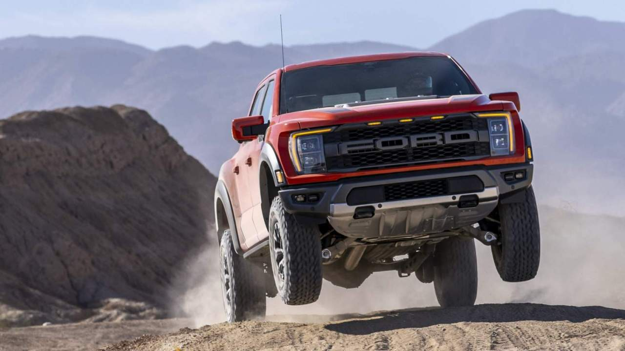 The 2021 Ford F-150 Raptor's power numbers are a shock