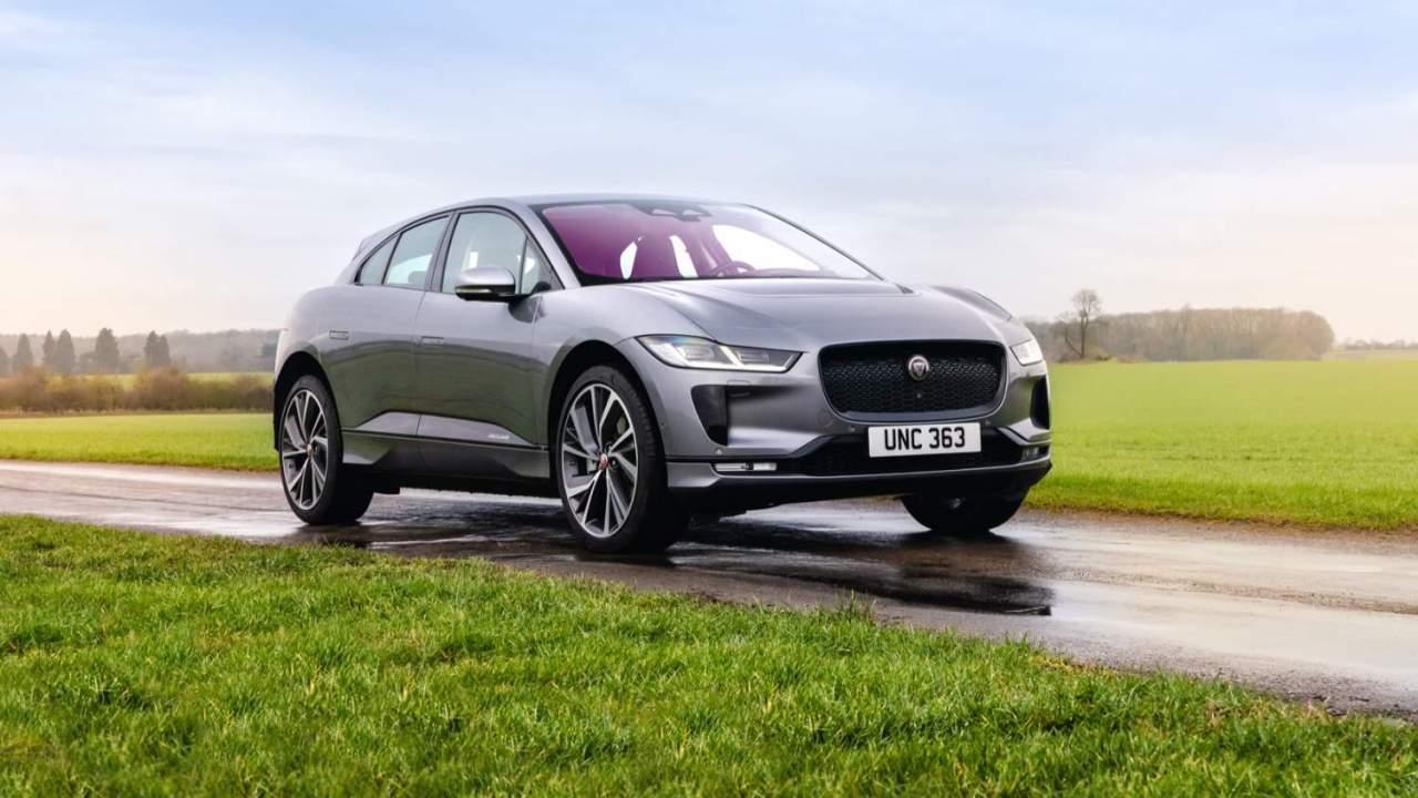 2022 Jaguar I-PACE gives stylish EV a more aggressive price
