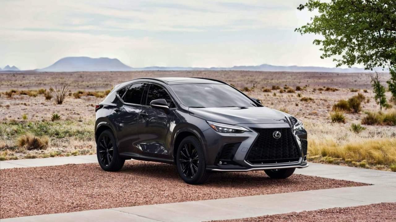 2022 Lexus NX Gallery