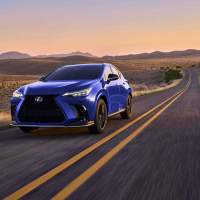 2022 Lexus NX delivers new plug-in hybrid and an overdue dash tech treat