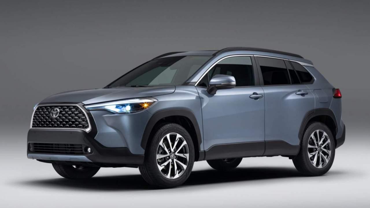 2022 Toyota Corolla Cross slots smaller crossover under RAV4