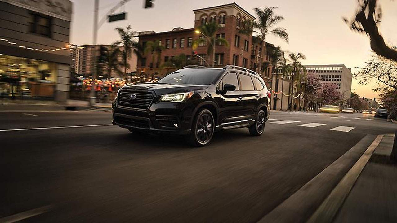 2022 Subaru Ascent SUV starts at under $33,000