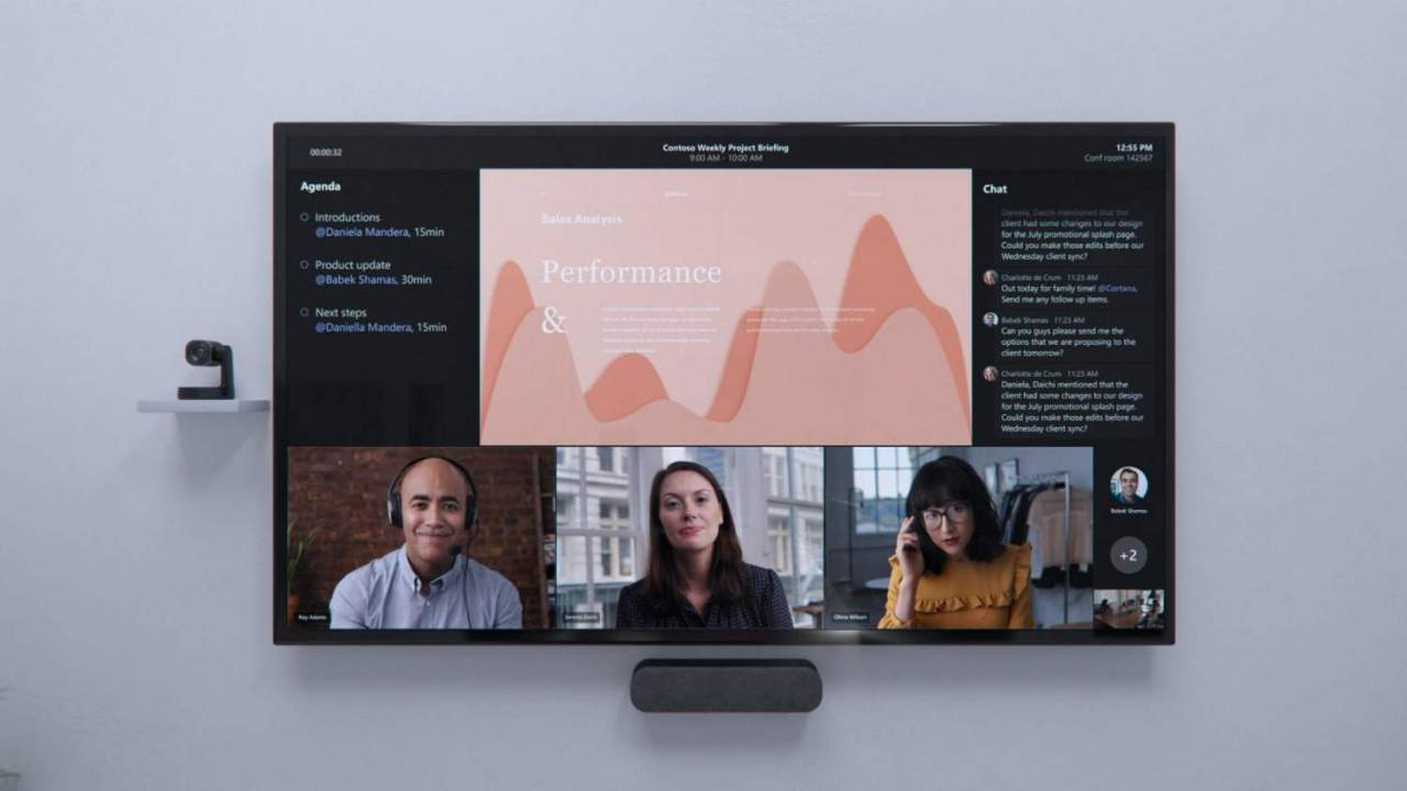 Microsoft Teams gets new video features, Fluid docs & digital downtime