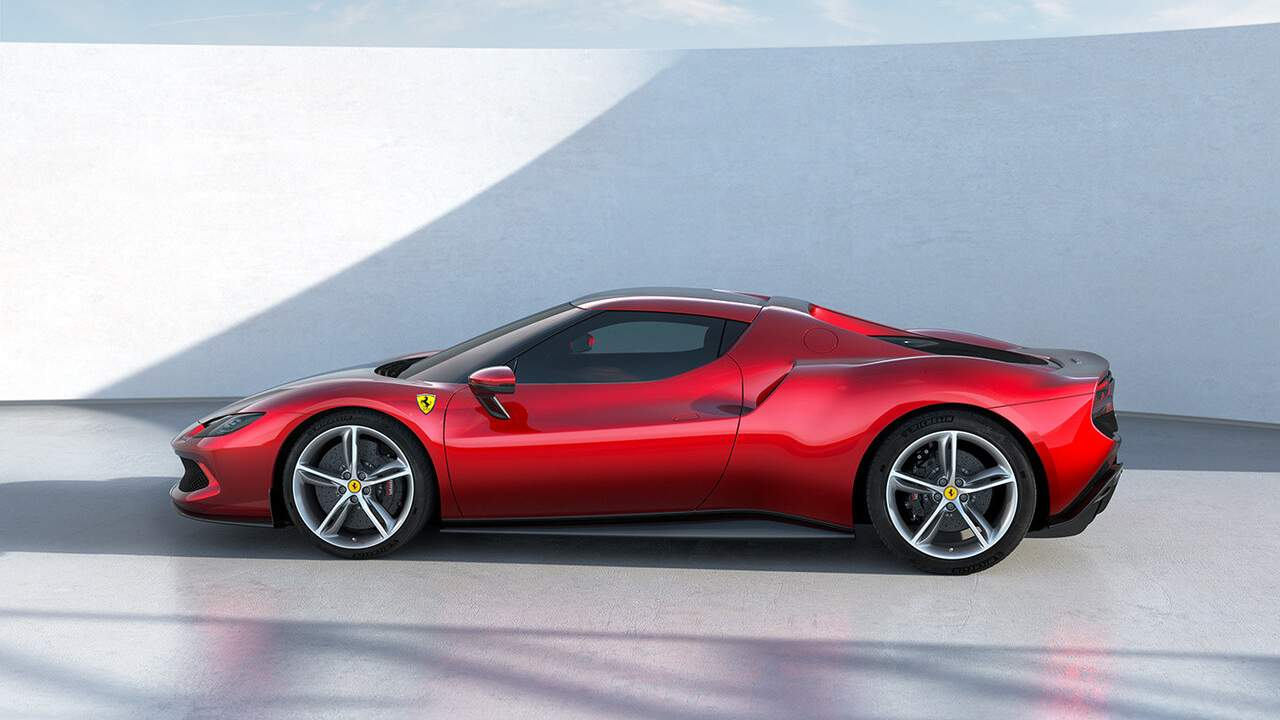 2022 Ferrari 296 GTB hybrid is a supercar of firsts for the Italian icon