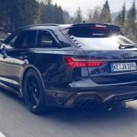This Audi RS6 Avant Johann Abt Signature Edition has an 800HP twin-turbo V8