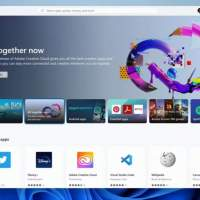 Windows 11 redesigns Microsoft Store with a big edge against Apple