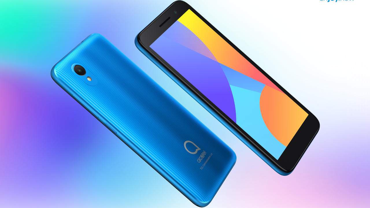 Alcatel 1 (2021) and 1L Pro join the Android Go family