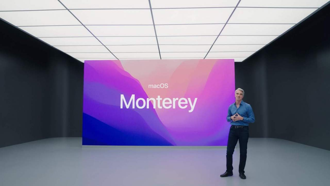 MacOS Monterey introduced with Universal Control, AirPlay to Mac