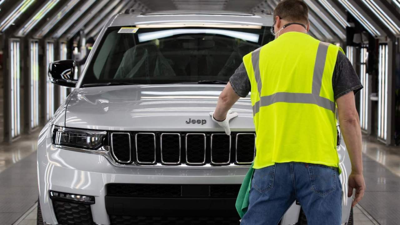 Jeep spent $1.6bn on the future home of its new hybrid SUV – and invited me inside