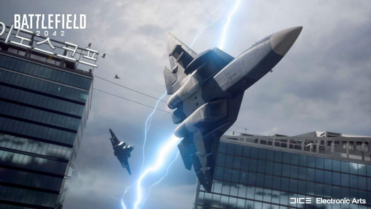 Battlefield 2042 revealed with launch platform and release date details