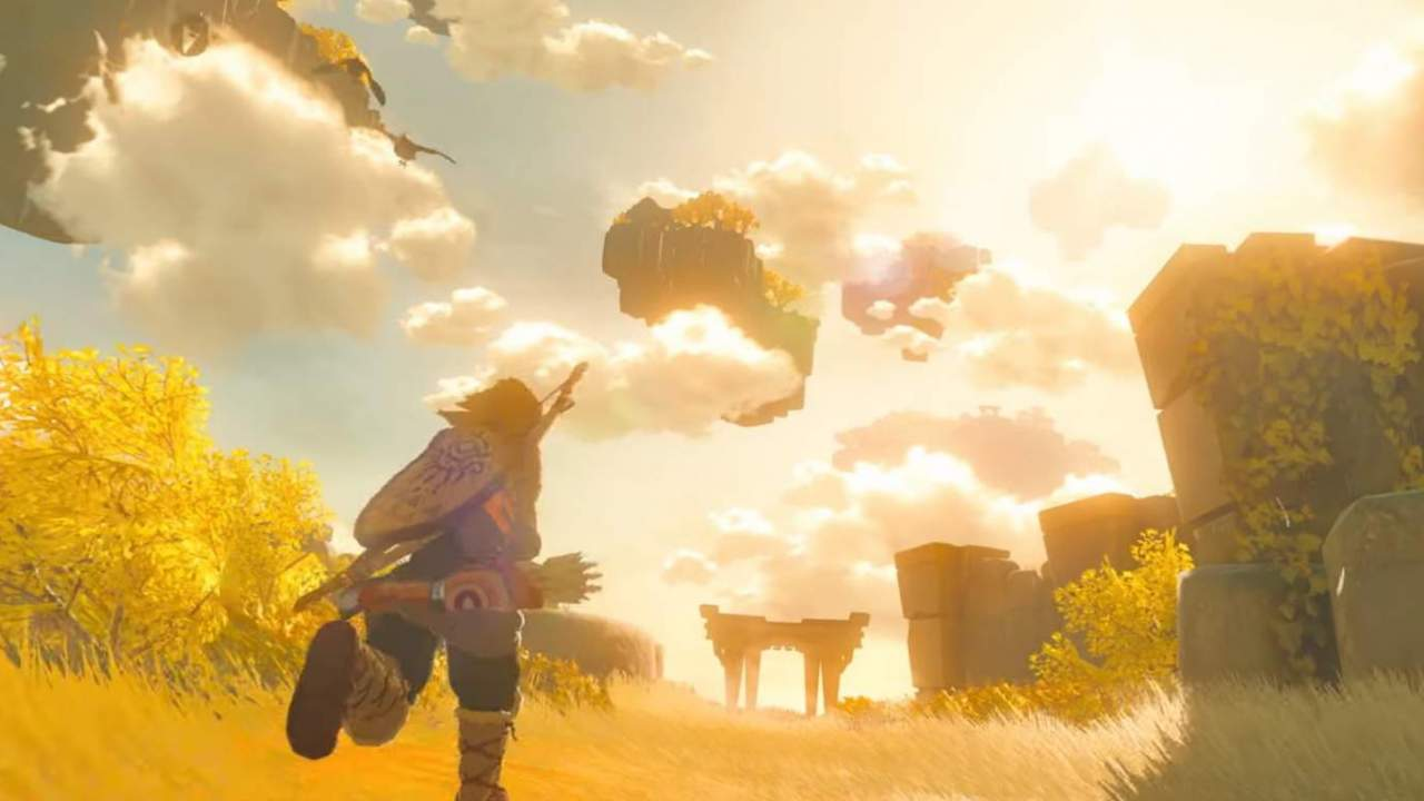 Breath of the Wild sequel trailer takes us to the skies above Hyrule