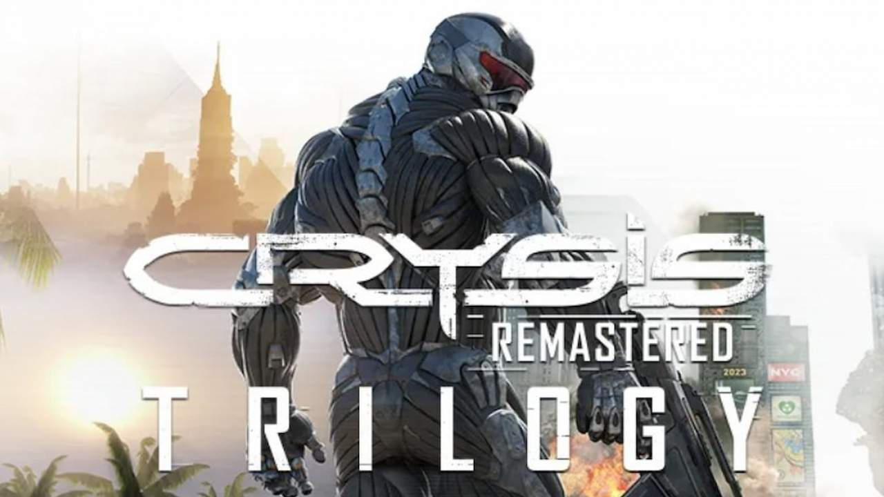 Crysis Remastered Trilogy revealed, but it isn't all good news