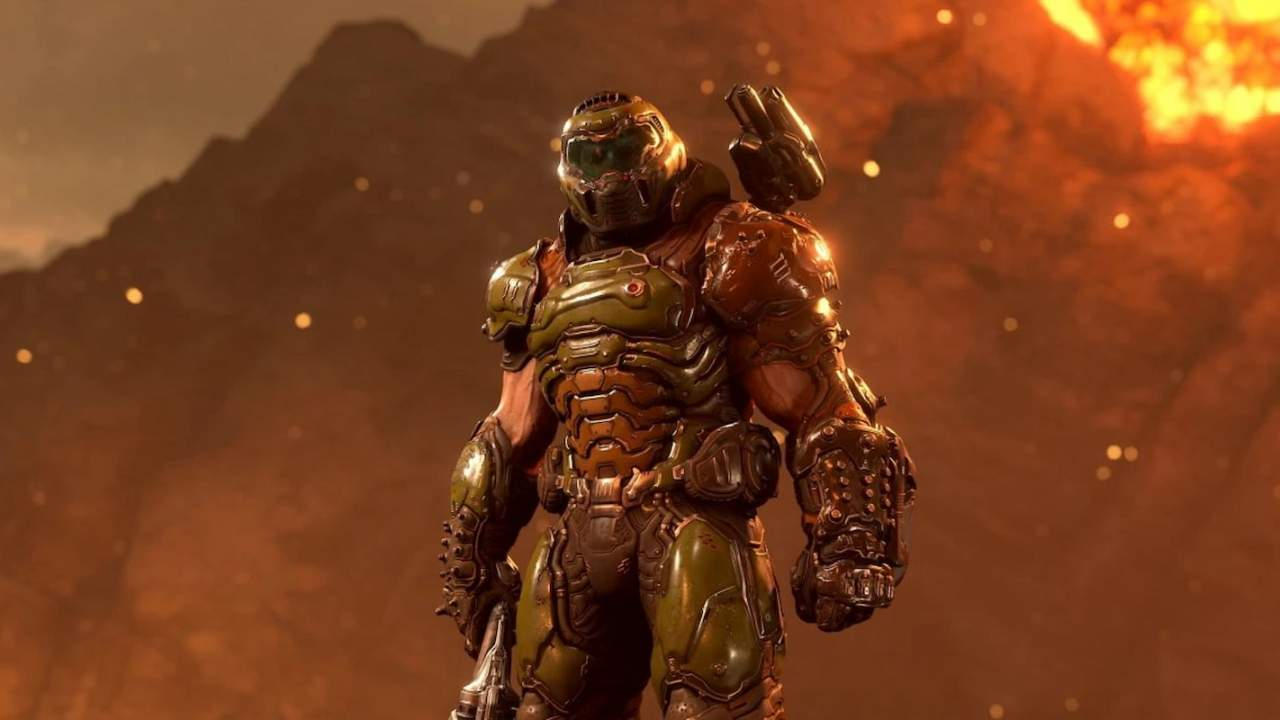 DOOM Eternal PS5 and Xbox Series X versions now live with this new content