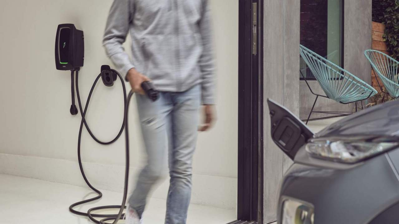 Electrify America's HomeStation EV charger promises easier installation
