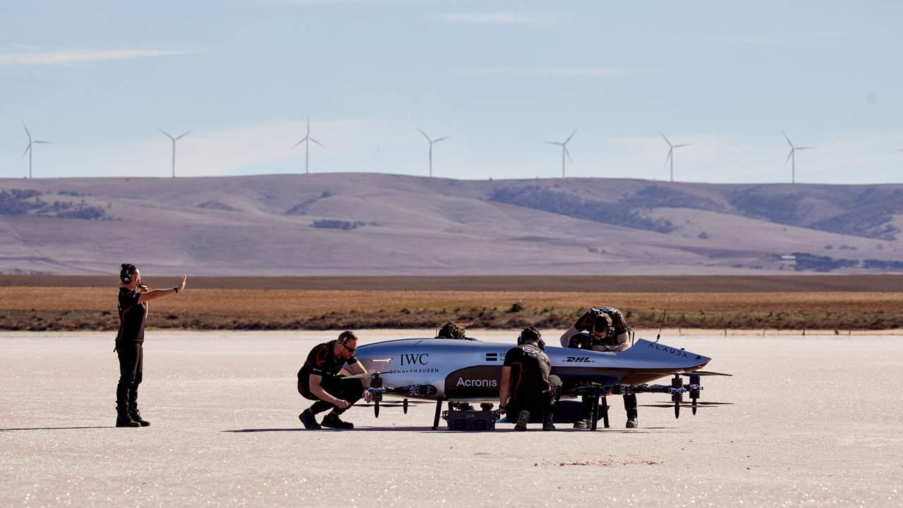 EXA flying racecar conducts successful maiden flights