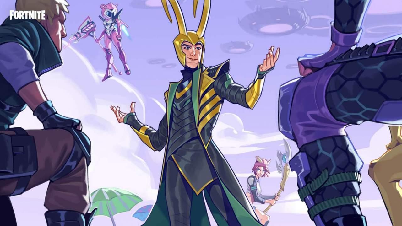 Marvel's Loki heads to Fortnite in new Crew Pack
