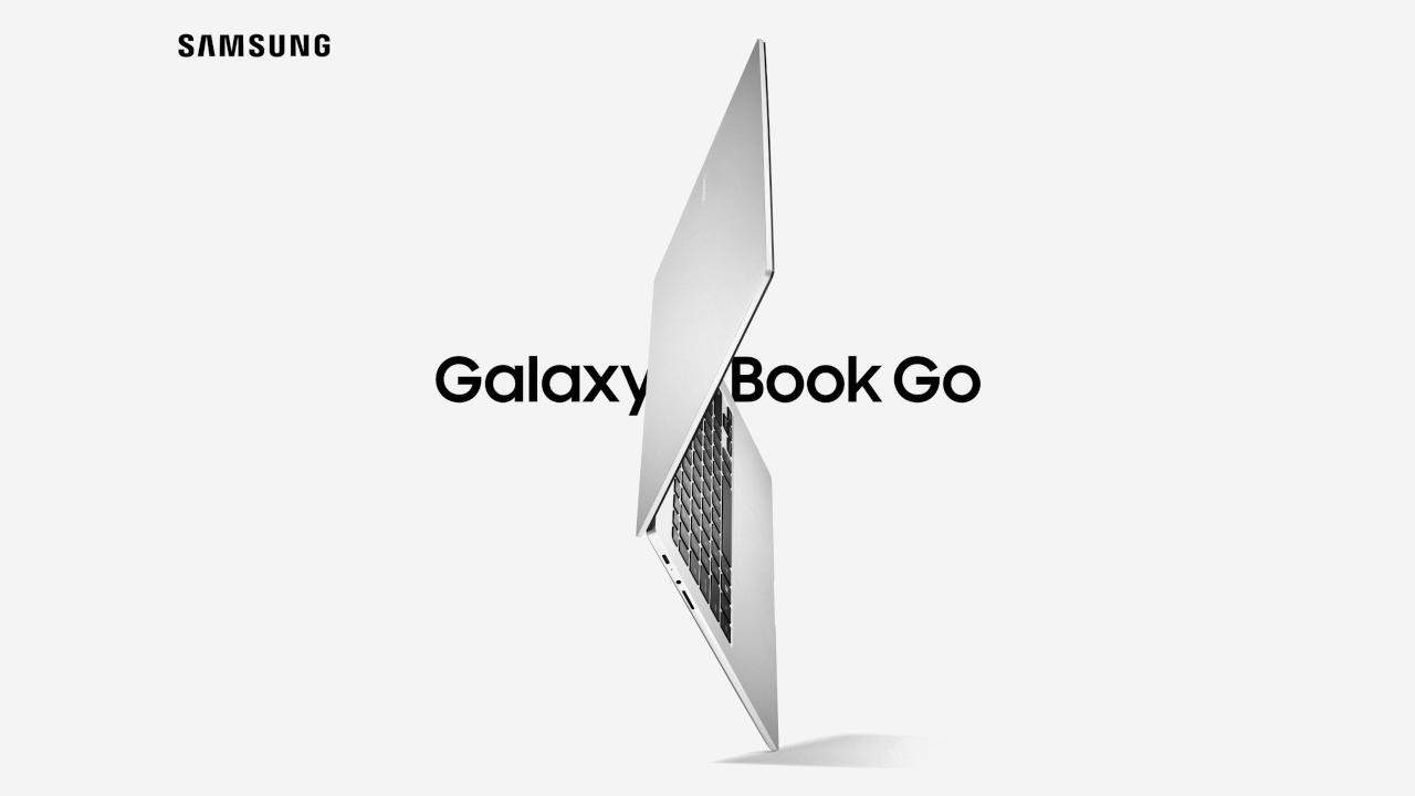 Galaxy Book Go with Snapdragon processors finally announced