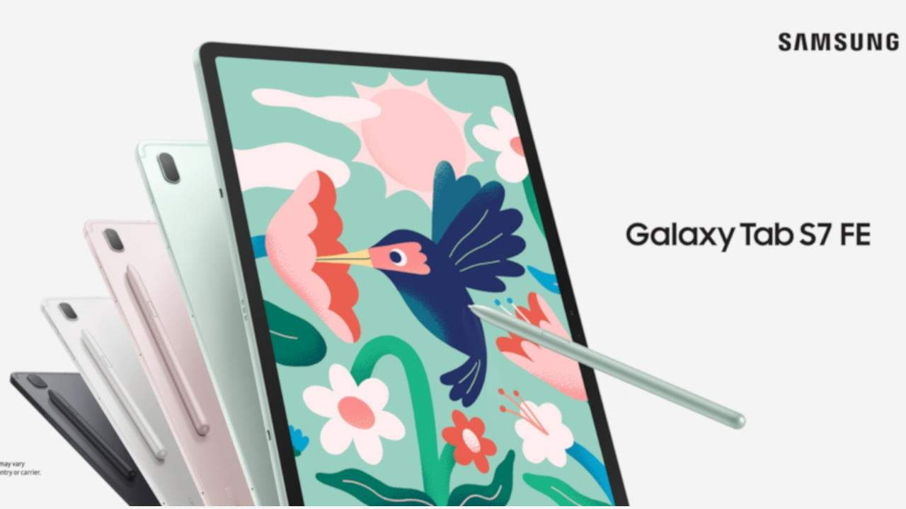 Galaxy Tab S7 FE will only get quarterly updates