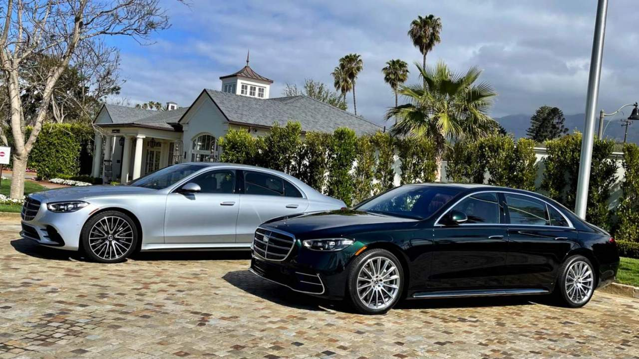 2021 Mercedes-Benz S-Class First Drive Review: Tech and Luxury Collide