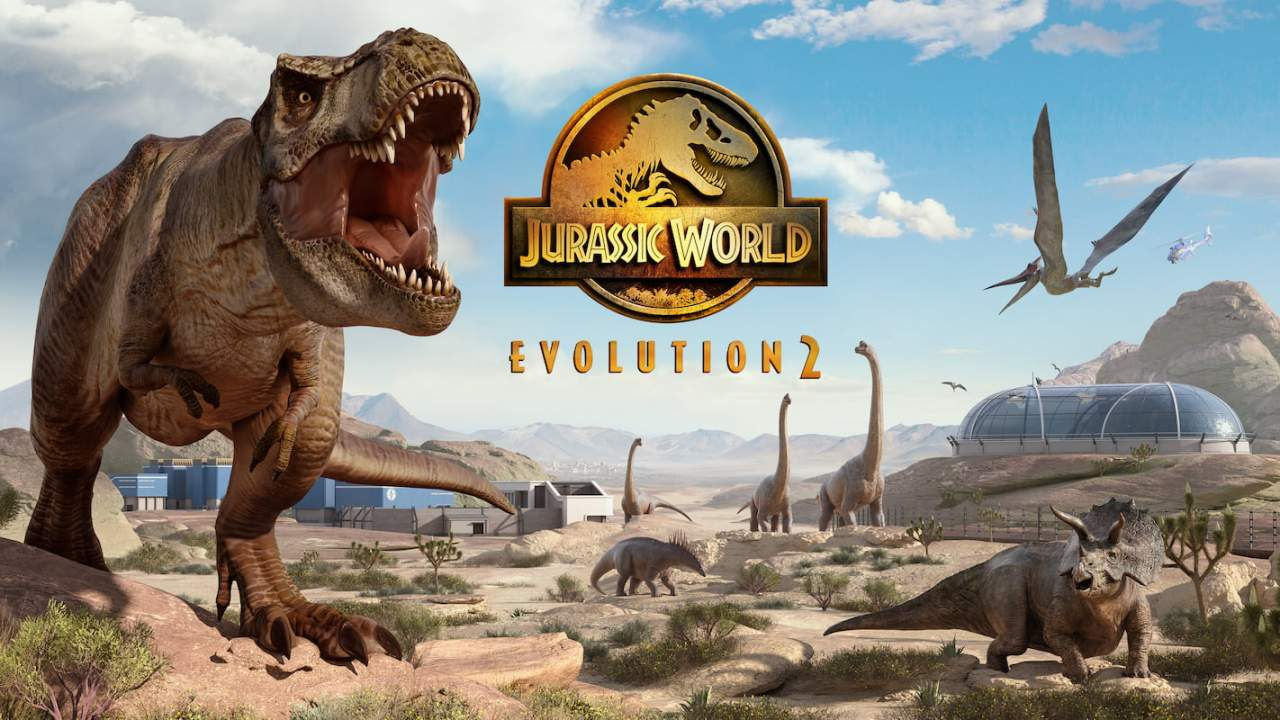 Jurassic World Evolution 2 serves up more dinosaurs later this year