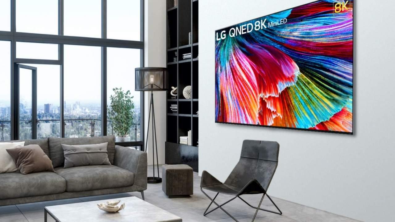LG's Quantum Dot NanoCell Mini LED TVs priced up for July debut
