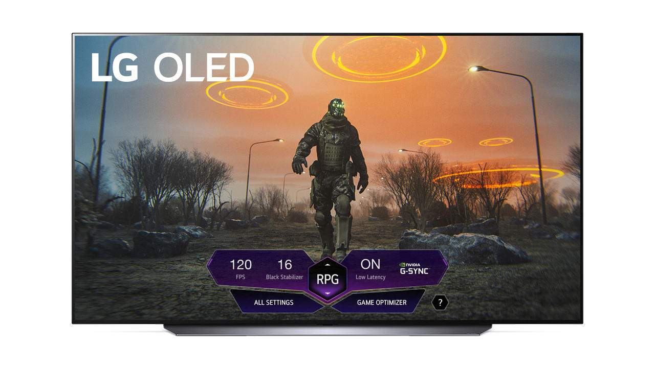 LG OLED TV Dolby Vision 4K 120Hz update takes aim at gamers