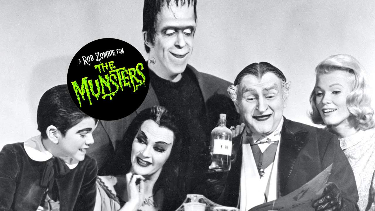 Rob Zombie's The Munsters movie is real, this cast is still a rumor