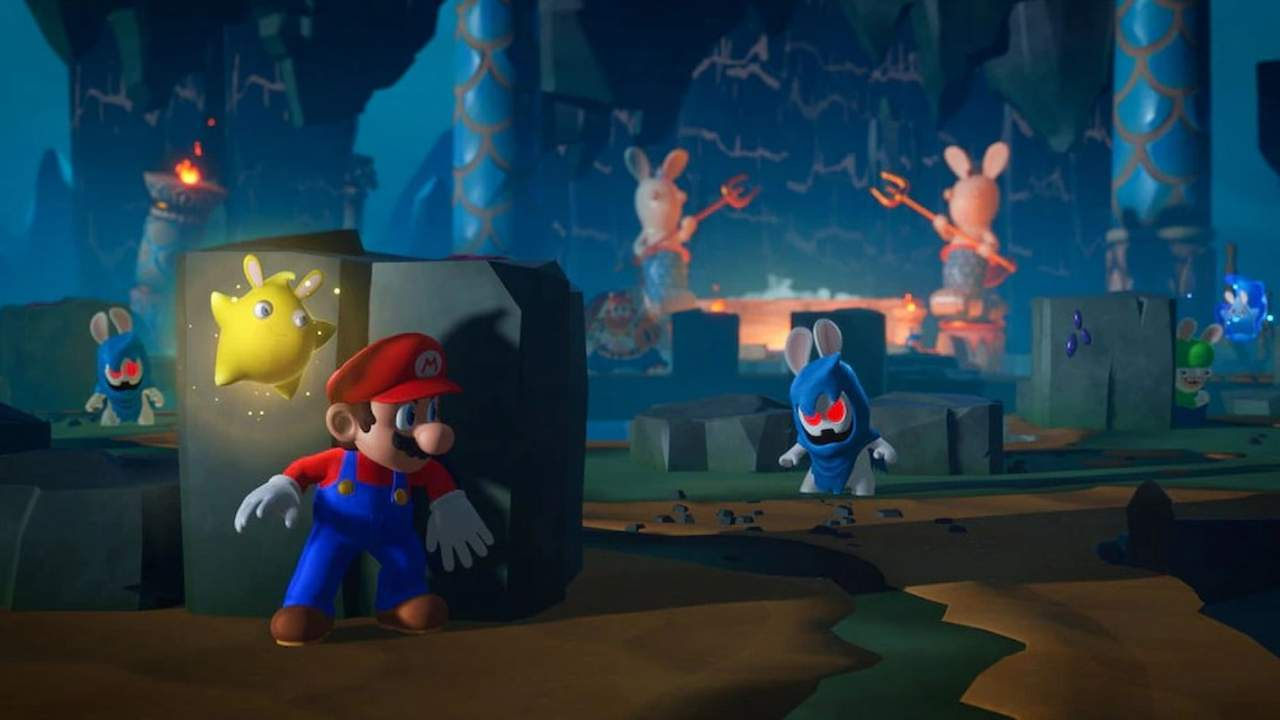 Mario + Rabbids Sparks of Hope officially revealed following eShop leak