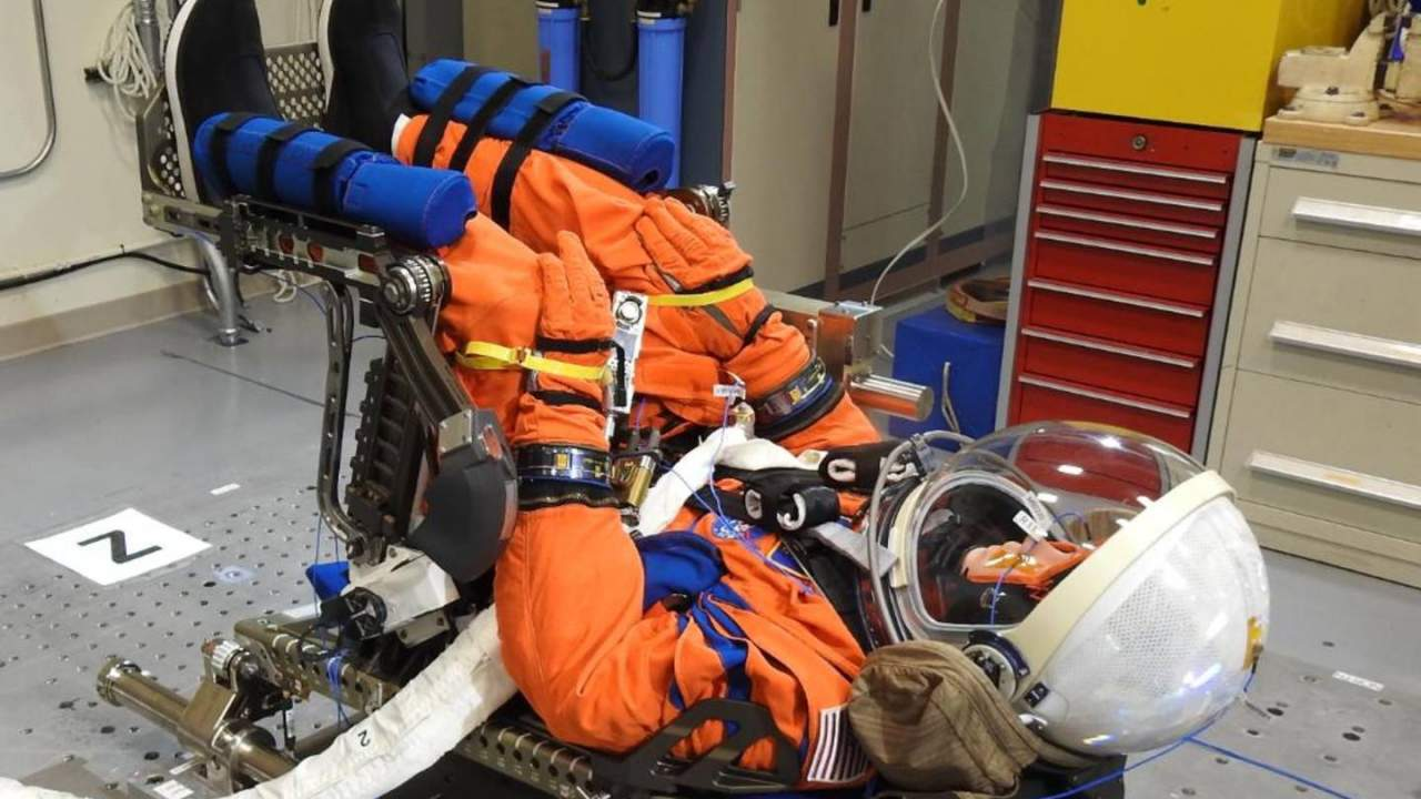 NASA asks public to help name its Artemis I flight test dummy