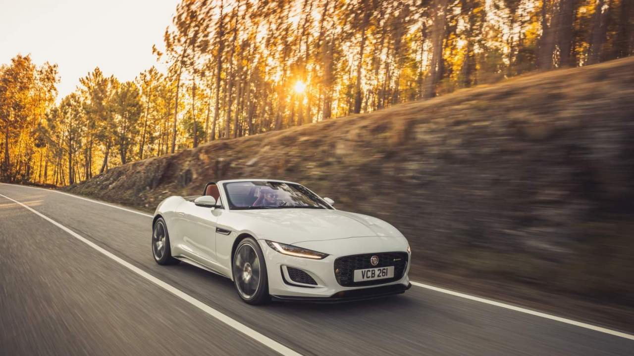 2022 Jaguar F-TYPE Gallery
