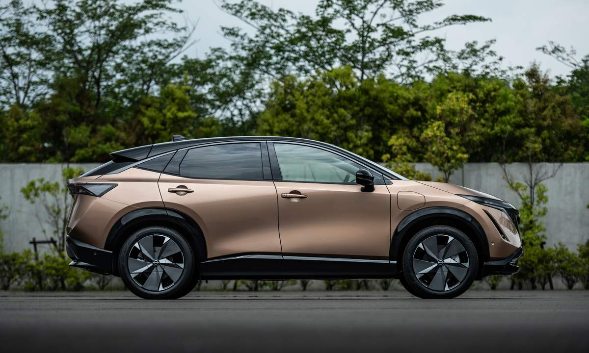 Nissan Ariya delayed as electric SUV faces chip challenge
