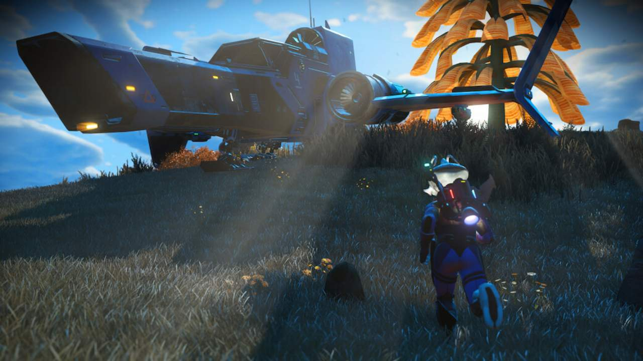 No Man's Sky Prisms update serves up a visual overhaul on PS5, Xbox Series X, PC